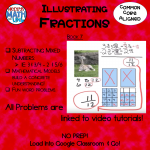Illustrating Fractions - Book 7