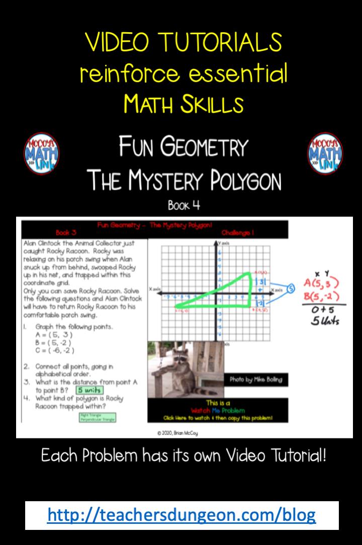 Fun Geometry: The Mystery Polygon