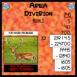 Area Division - Book 5