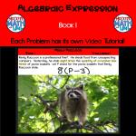 Algebraic Expression - Book 1