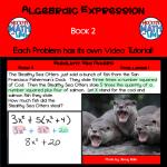 Algebraic Expression - Book 2