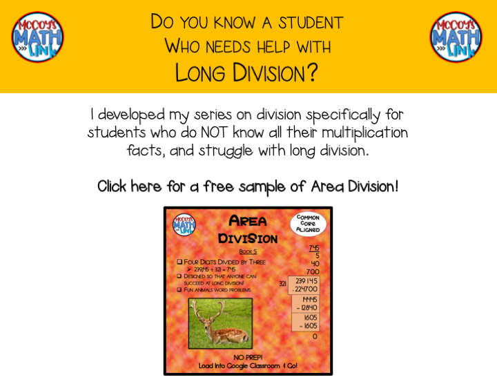 Area Division
