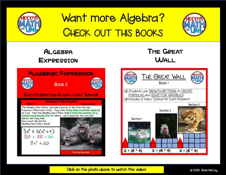 Want More Algebra