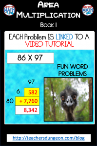 Math for Homework with Online Tutoring in Math for Double Digit Multiplication