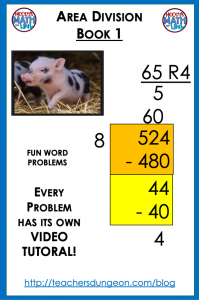 How to do Long Division - Three Digits Divided by One (524 ÷ 8) with Online Tutoring in Math